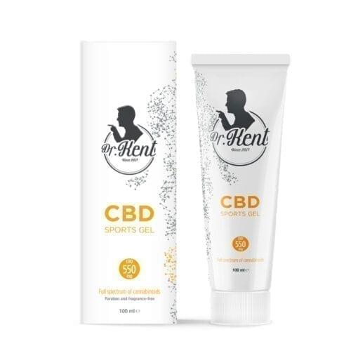 cbd active creams