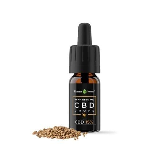 CBD Drops Hemp Seed Oil