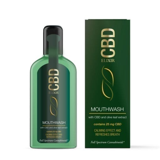 CBD Elixir Mouthwash