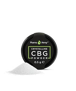 CBD Kristali