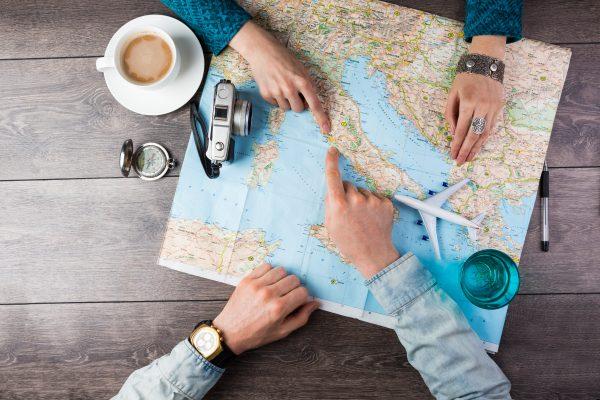 CBD in potovanja